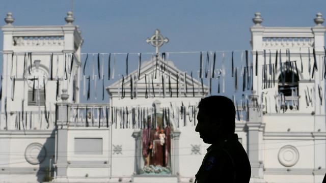 Sri Lanka: Dois irmãos bombistas suicidas mataram mais de 300 pessoas
