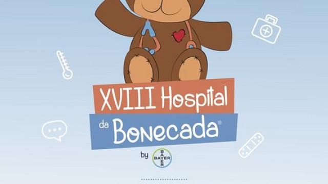 Hospital da Bonecada volta para acabar com 'síndrome da bata branca'