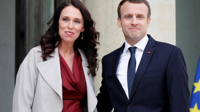 Nova Zelândia e França unidos contra a divulgação online de terrorismo
