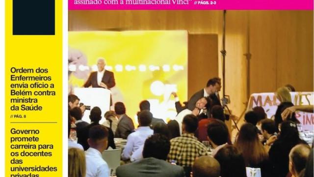 Hoje é notícia: Agredido por seguranças de Costa; Benfica reúne provas