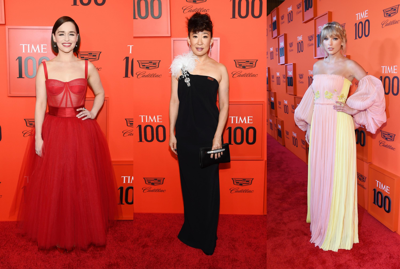 'Time 100': Celebridades reunidas para noite de glamour