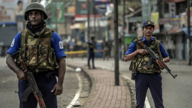 Autoridades do Sri Lanka baixam número de mortos para 253. São menos 106