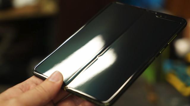 Problemas da Samsung com o Galaxy Fold parecem não ter fim