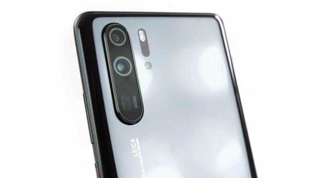 P30 Pro. Veja o interior do topo de gama da Huawei ao pormenor