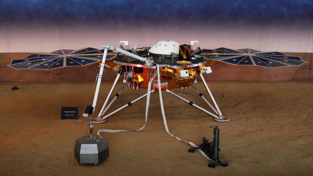 Sonda da NASA registou o primeiro sismo em Marte