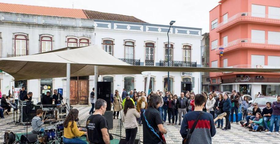 Festival Oh da Praça dá vida a espaços públicos em Pombal