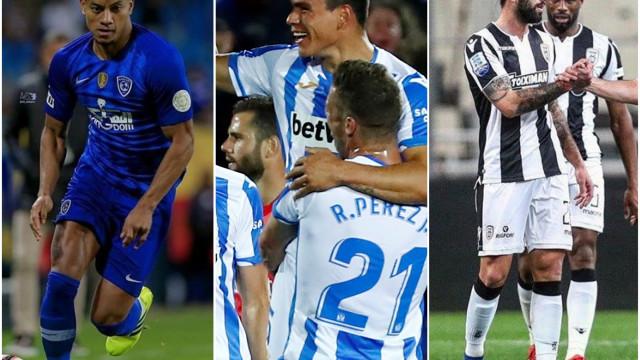 Benfica, FC Porto e Sporting: Os emprestados vão ter uma palavra a dizer?
