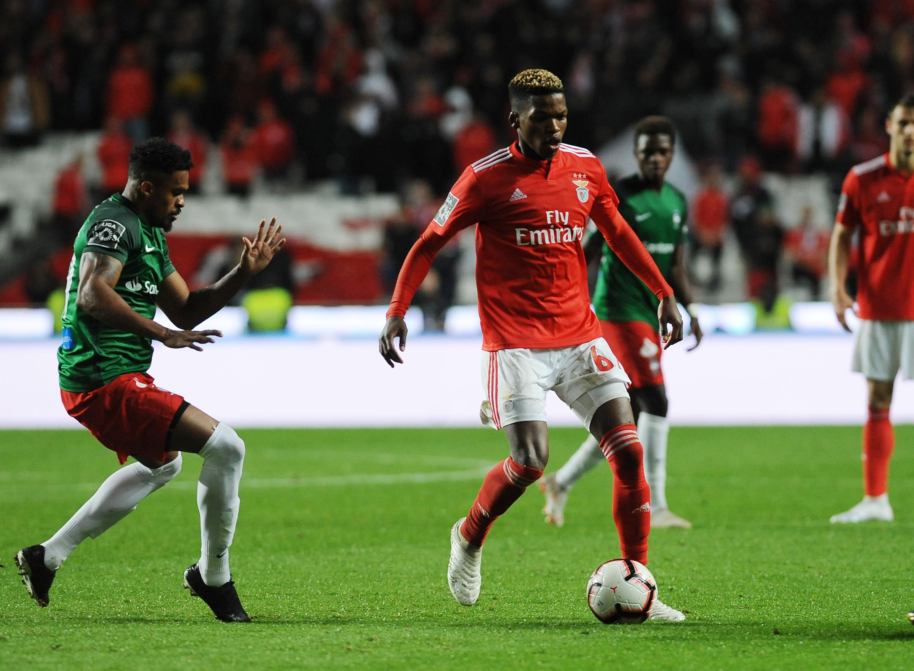 """Florentino e o Benfica: """"Tenho muito amor por este clube"""""""