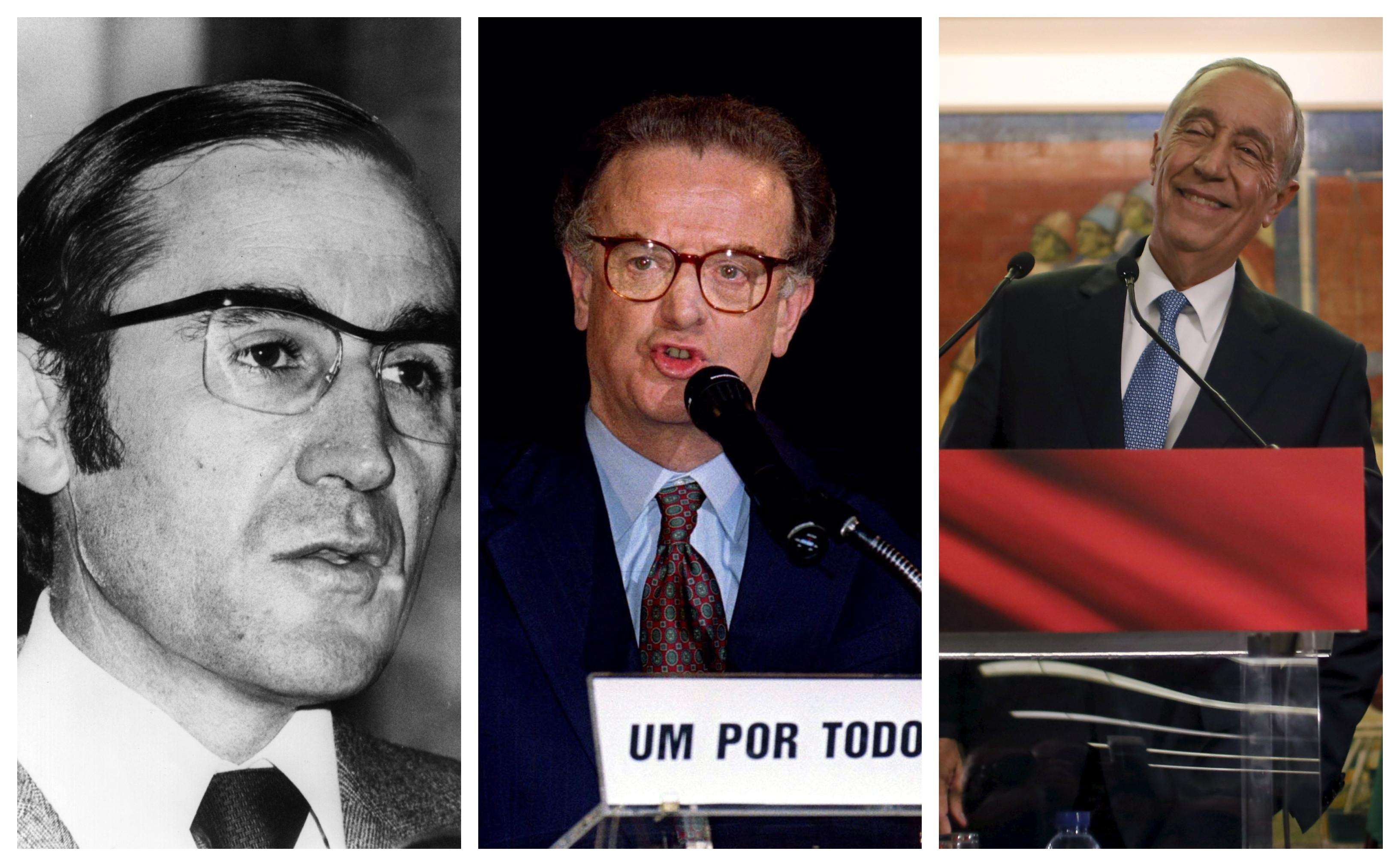 Lembra-se de todos os Presidentes que tivemos desde o 25 de Abril?
