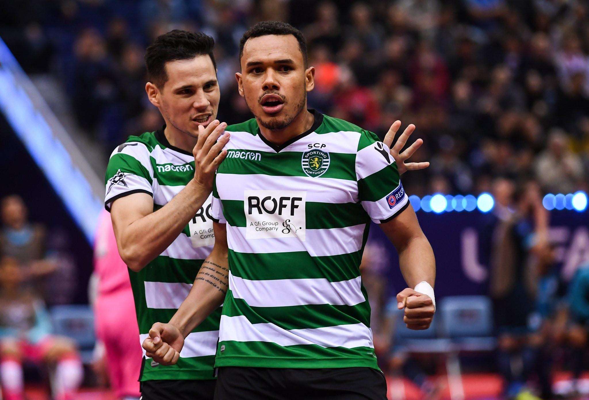 Sporting ultrapassa 'papão' Ricardinho e está na final da Champions