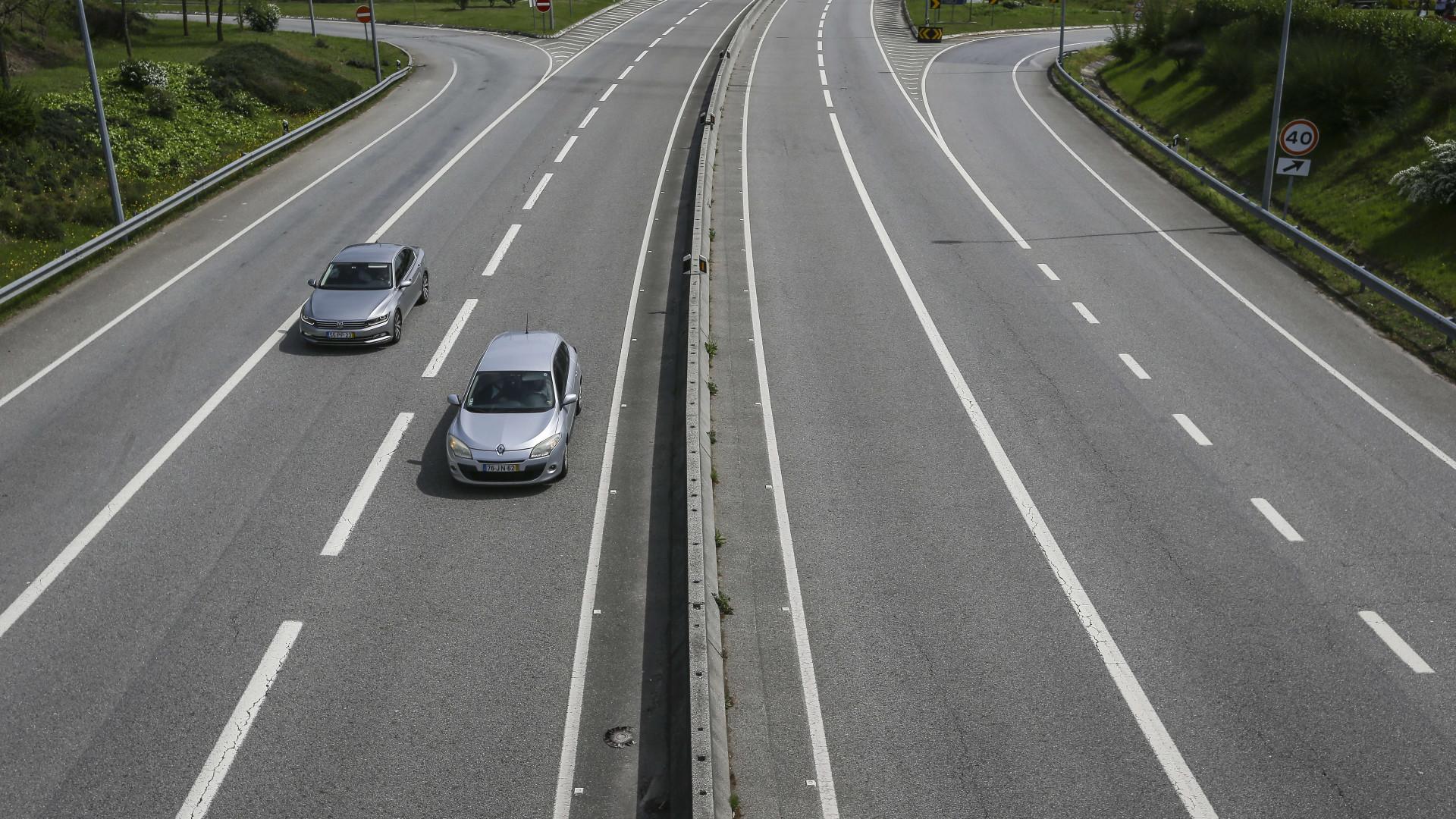 Inspeção a pontes do IP3 desvia trânsito entre Mortágua e Santa Comba Dão