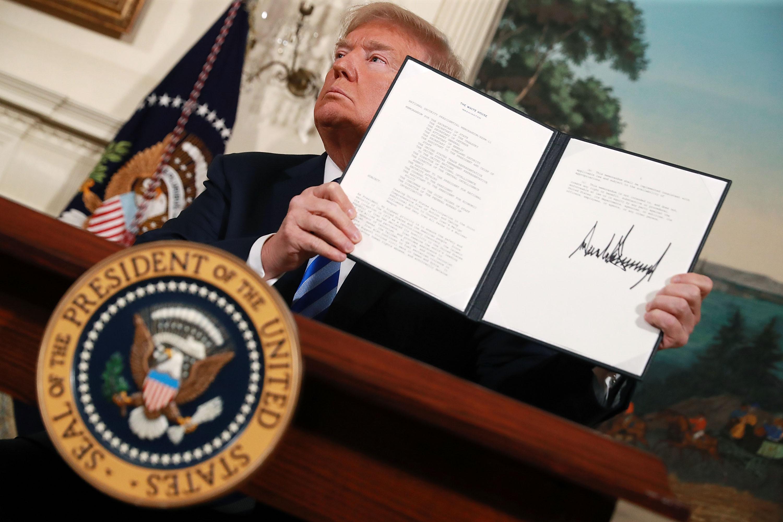 Tensão entre o Irão e os EUA aumenta e volta a pairar ameaça de conflito