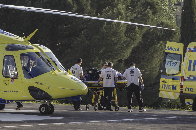 Acidente Santana Lopes: Helicóptero Transportou Santana Lopes. Excesso De Zelo Ou