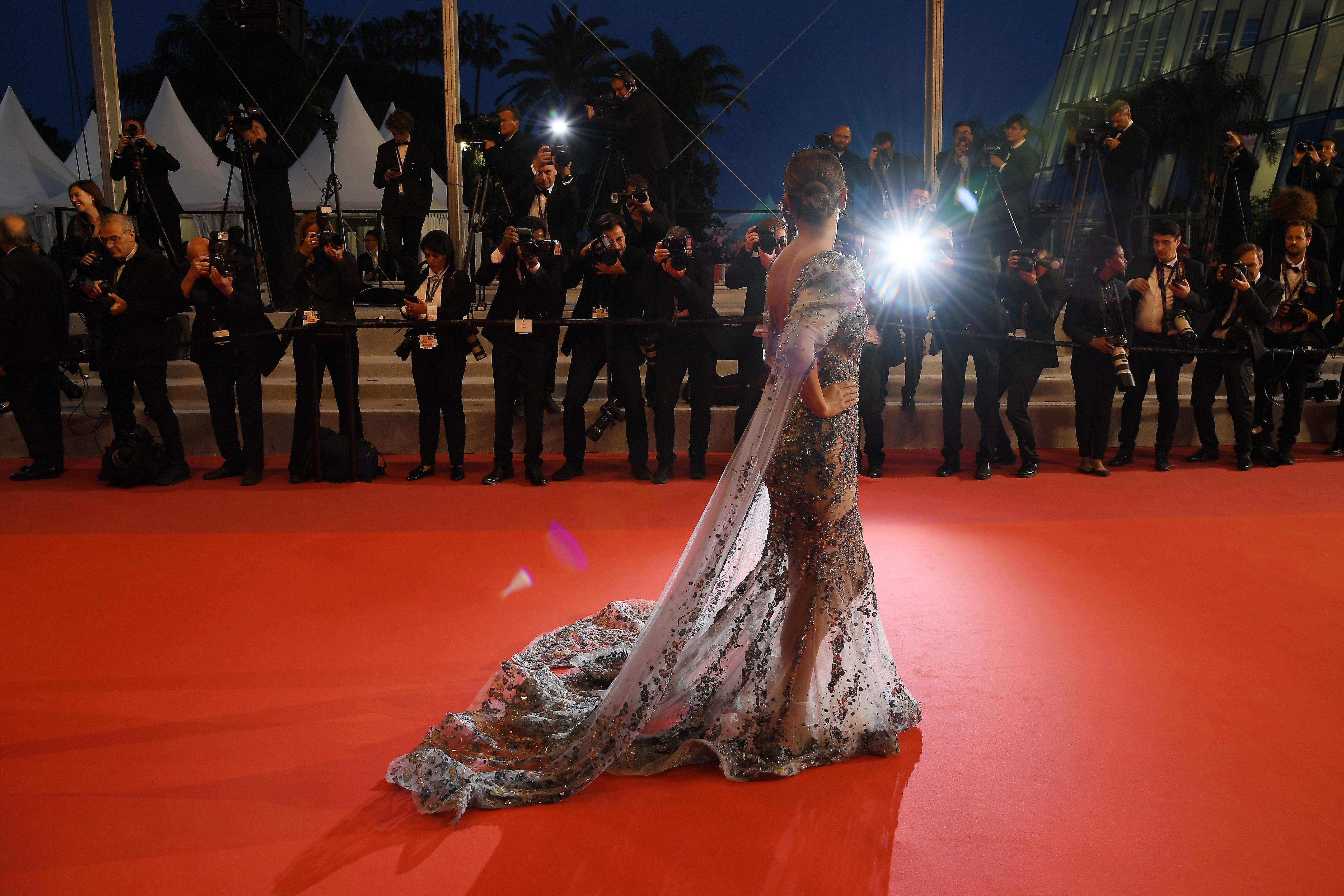 Cannes: Os deslumbrantes vestidos que conquistaram todas as atenções