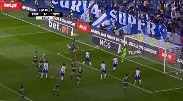 Herrera 'despede-se' do Dragão com golaço à meia volta
