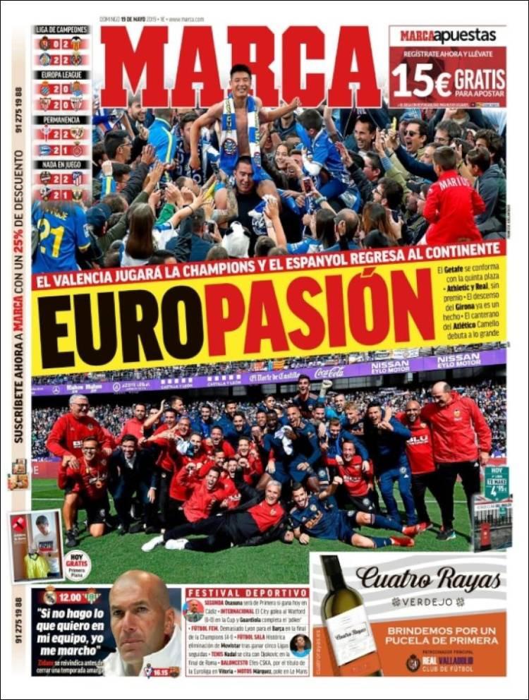 Lá fora: 'Bye, bye Bale', europaixão e o sucessor de Allegri