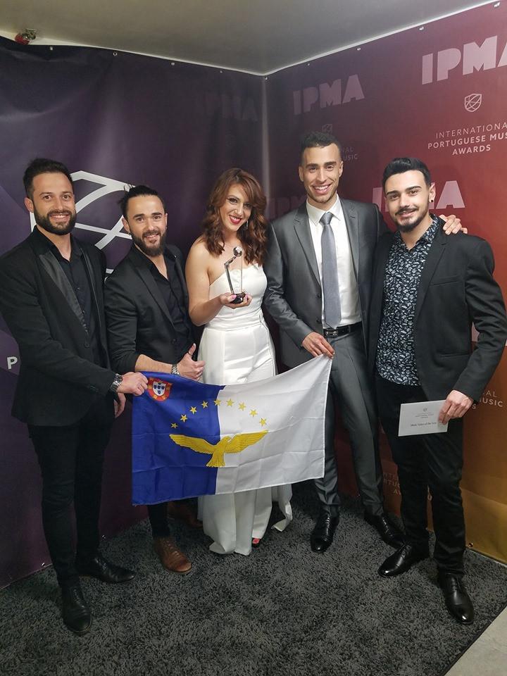 Prémios de Música Portuguesa distinguiram artistas de sete países