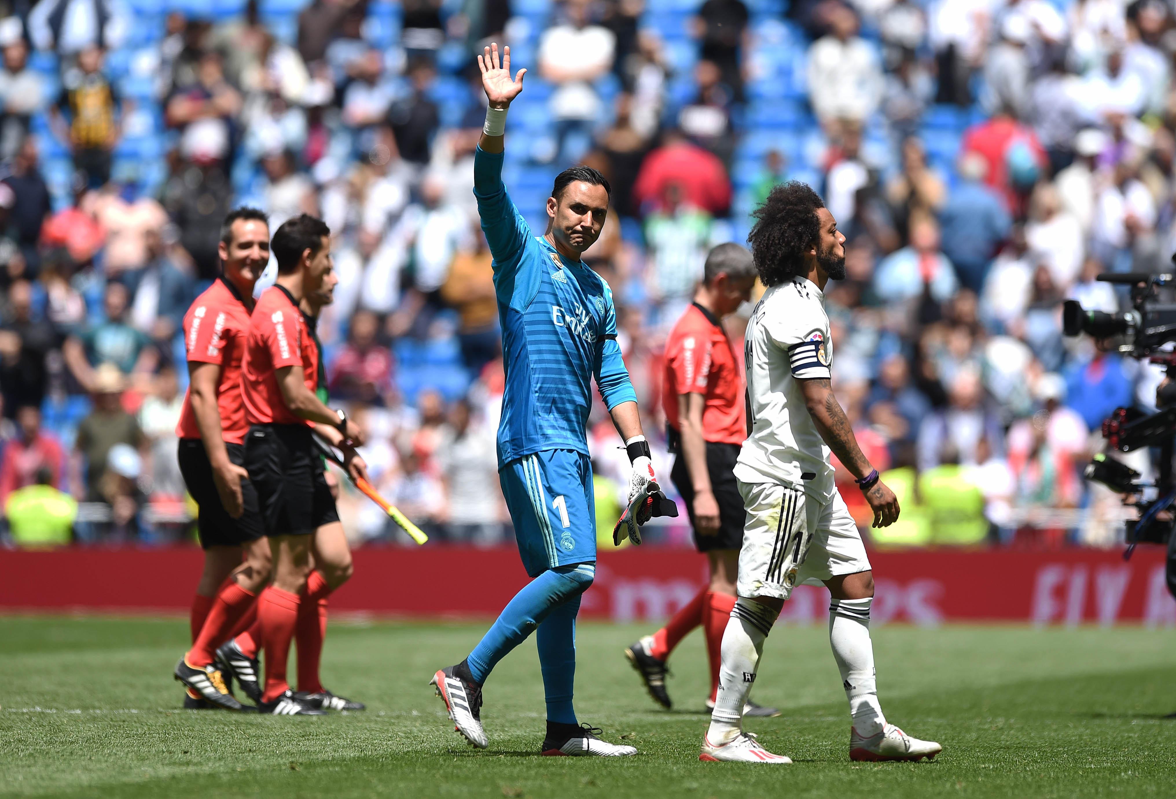 Atenção, FC Porto? Espanhóis dizem que Navas se despediu do Real Madrid