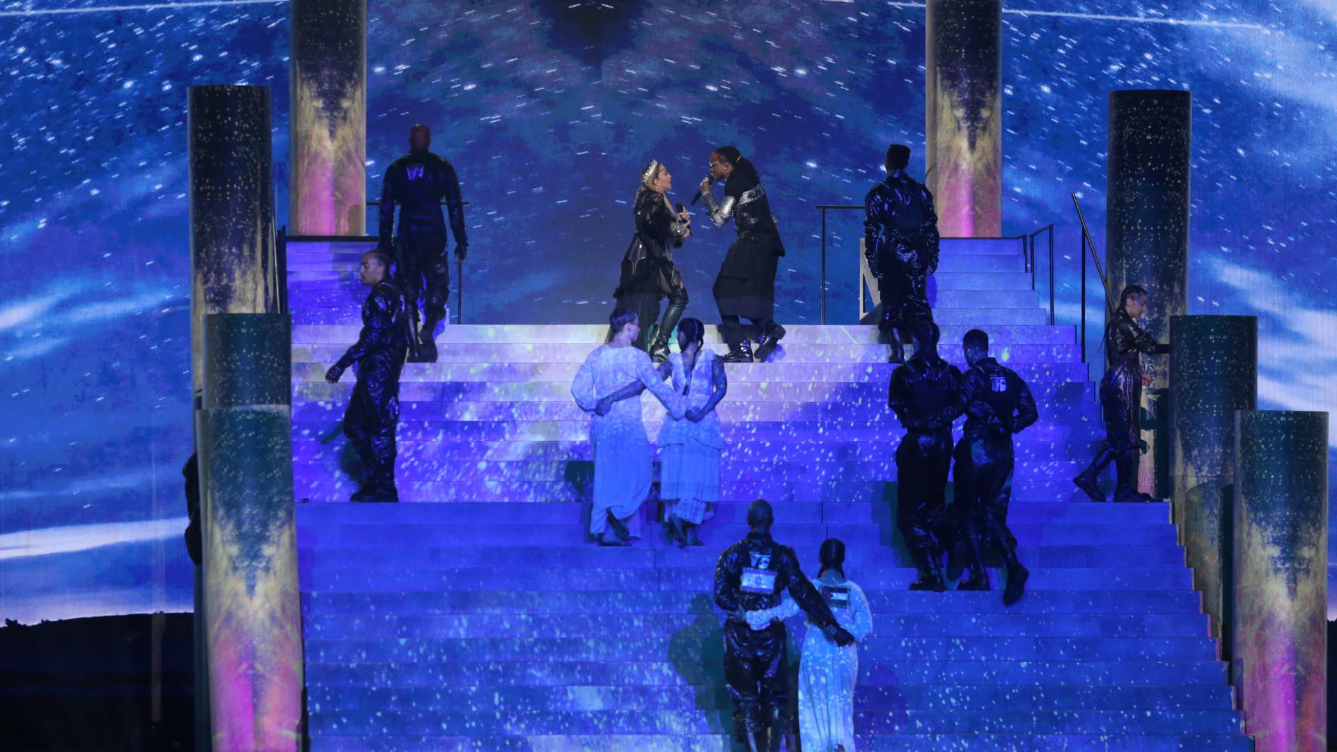 """Eurovisão """"é um evento não-político"""" e Madonna """"foi avisada disso"""""""