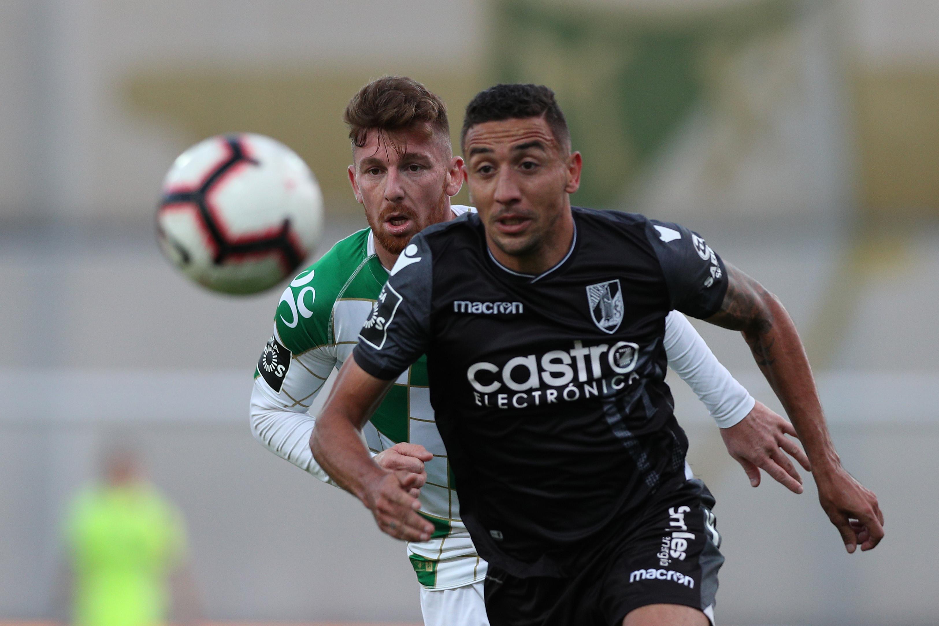 Vitória SC vence em Moreira de Cónegos no encerramento da I Liga 2018/19