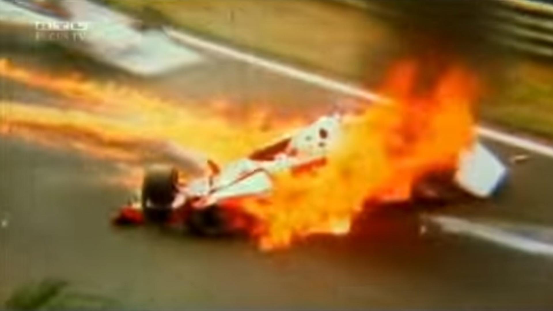 Niki Lauda e o grave acidente que o tornou num verdadeiro campeão
