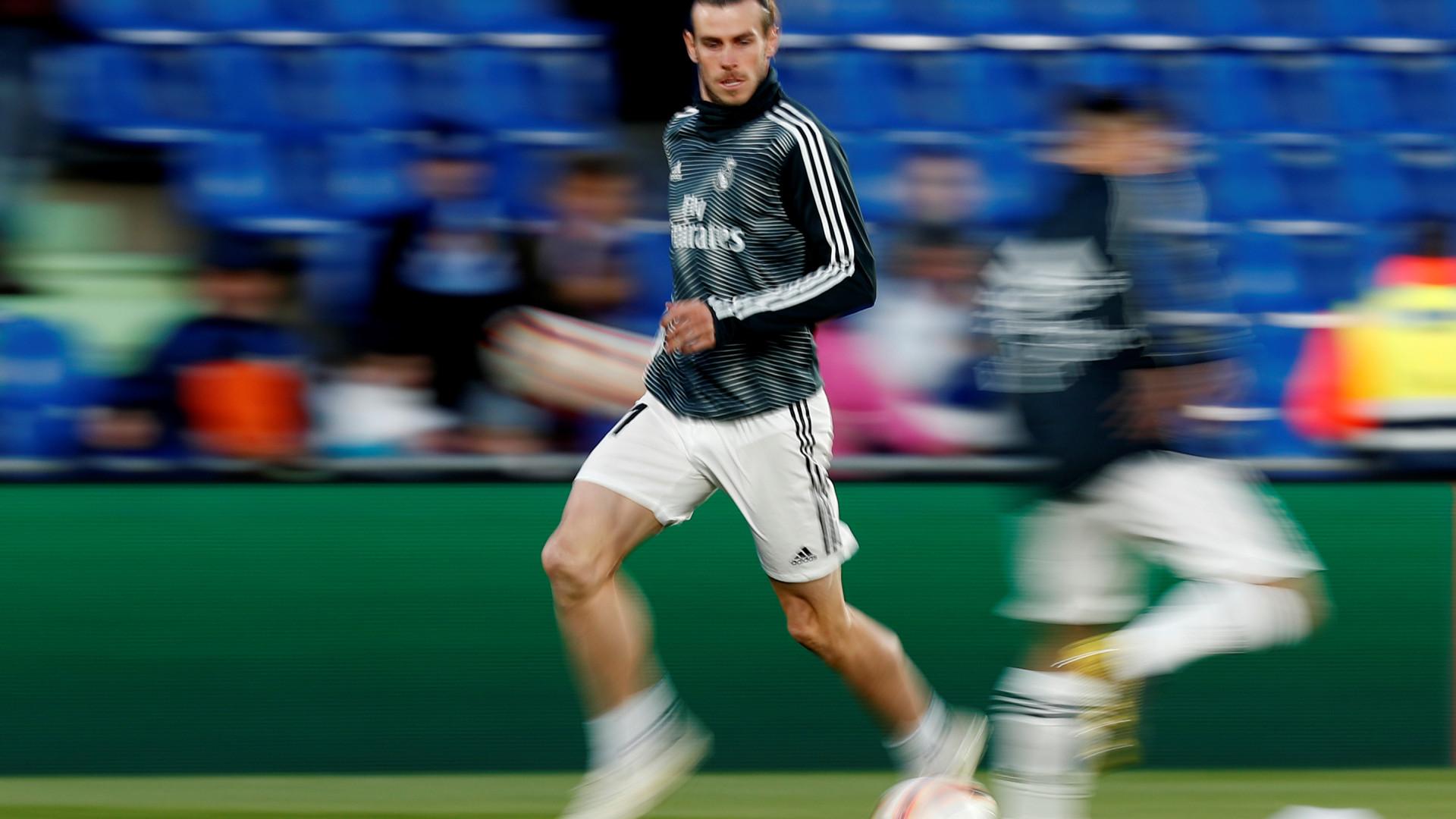 """Gareth Bale revela desilusão: """"Parece que somos robots"""""""