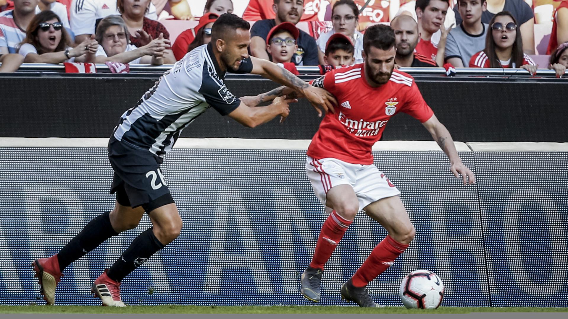 Oficial: Gil Vicente assegura o primeiro reforço para 2018/19