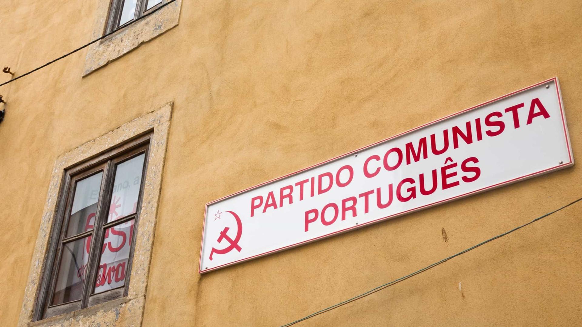 """Carlos Rates, o líder """"maldito"""" do PCP elogiou ditadura sozinho"""
