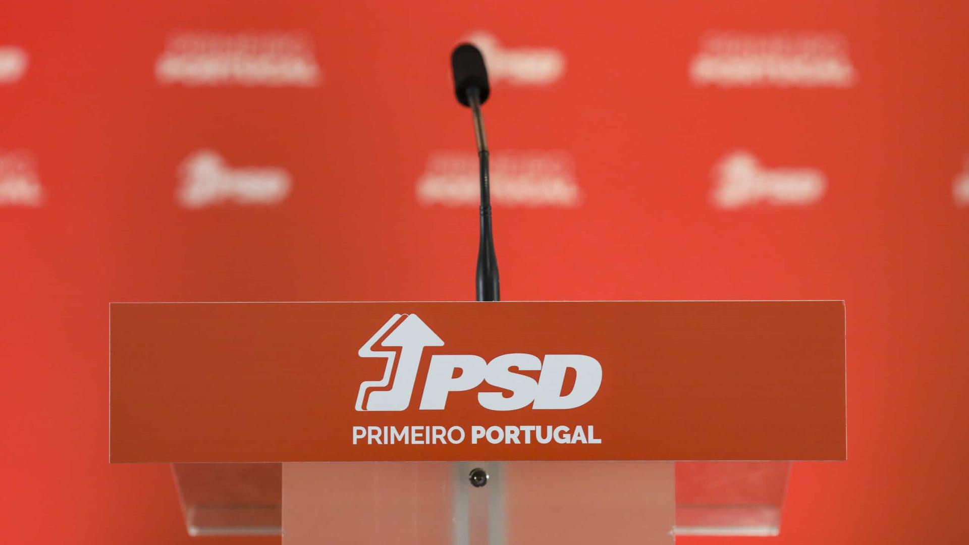 Dirigentes e autarcas da Distrital do PSD/Porto declaram a apoio a Rangel