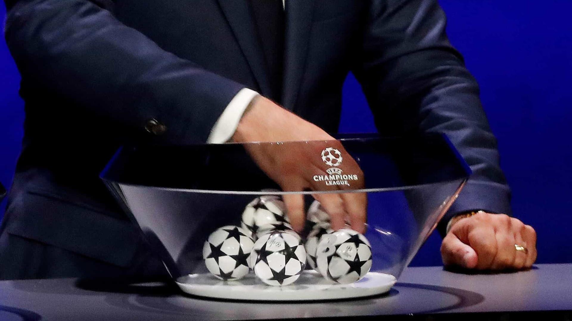 Champions: Os apurados, os eliminados e os relegados para a Liga Europa