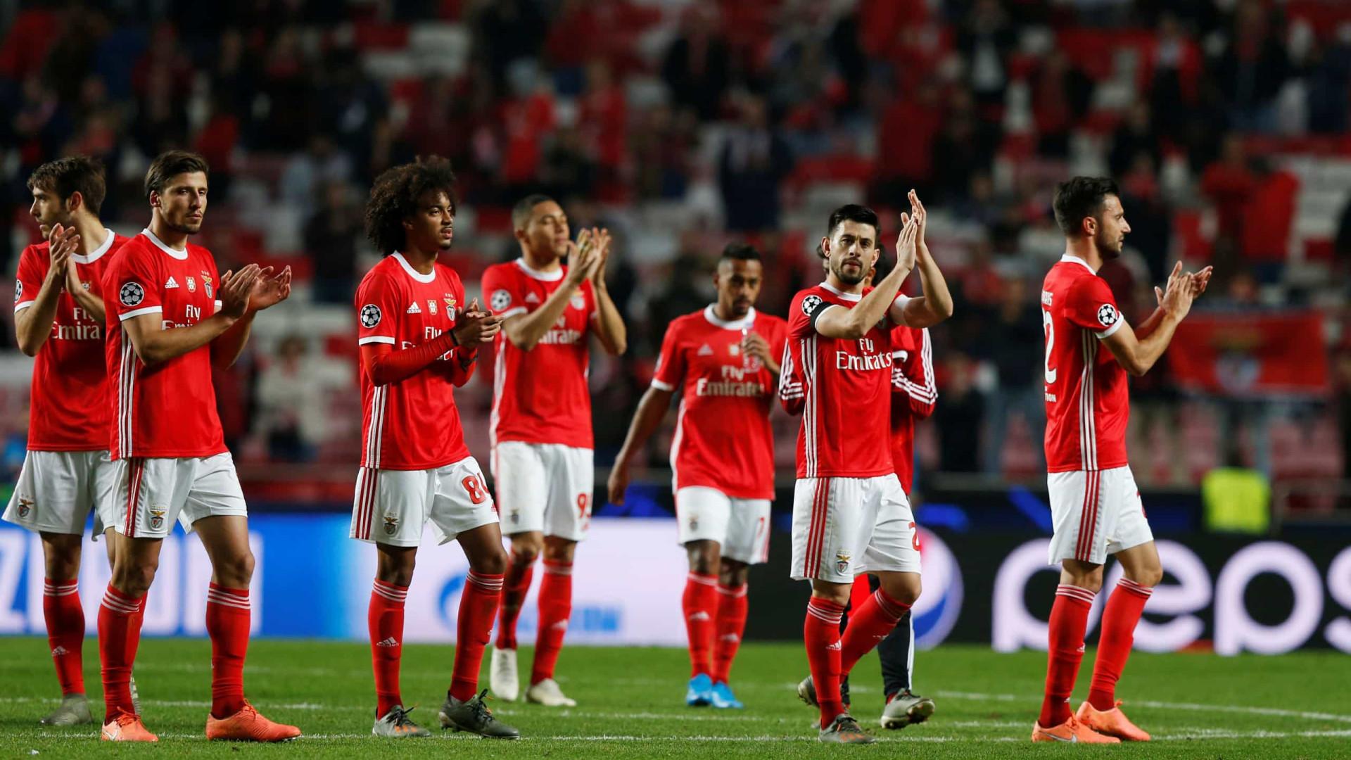 Liga Europa: As contas do Benfica para ser cabeça-de-série