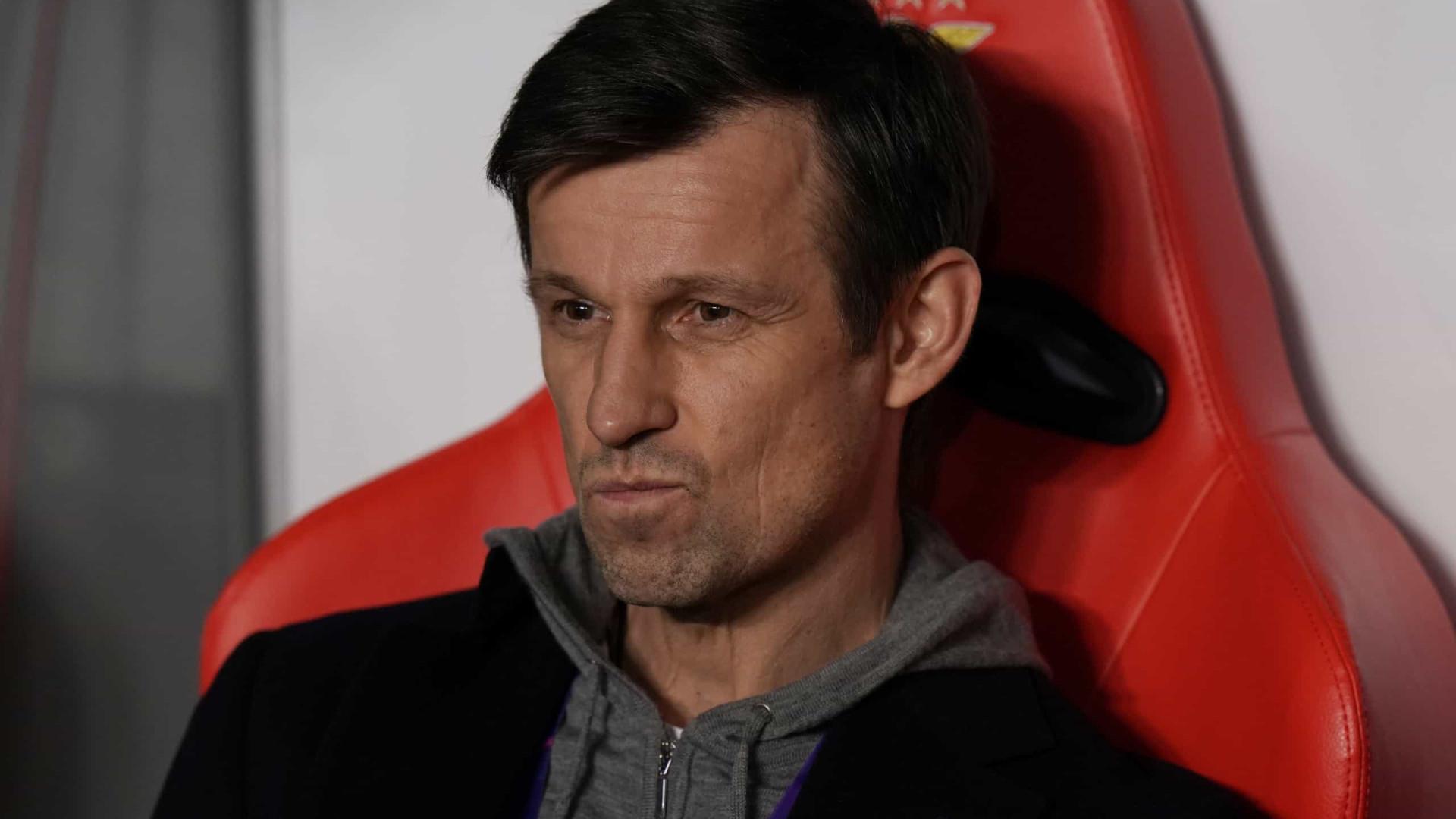 """Zenit ficou fora das competições europeias na Luz: """"Não é uma catástrofe"""""""