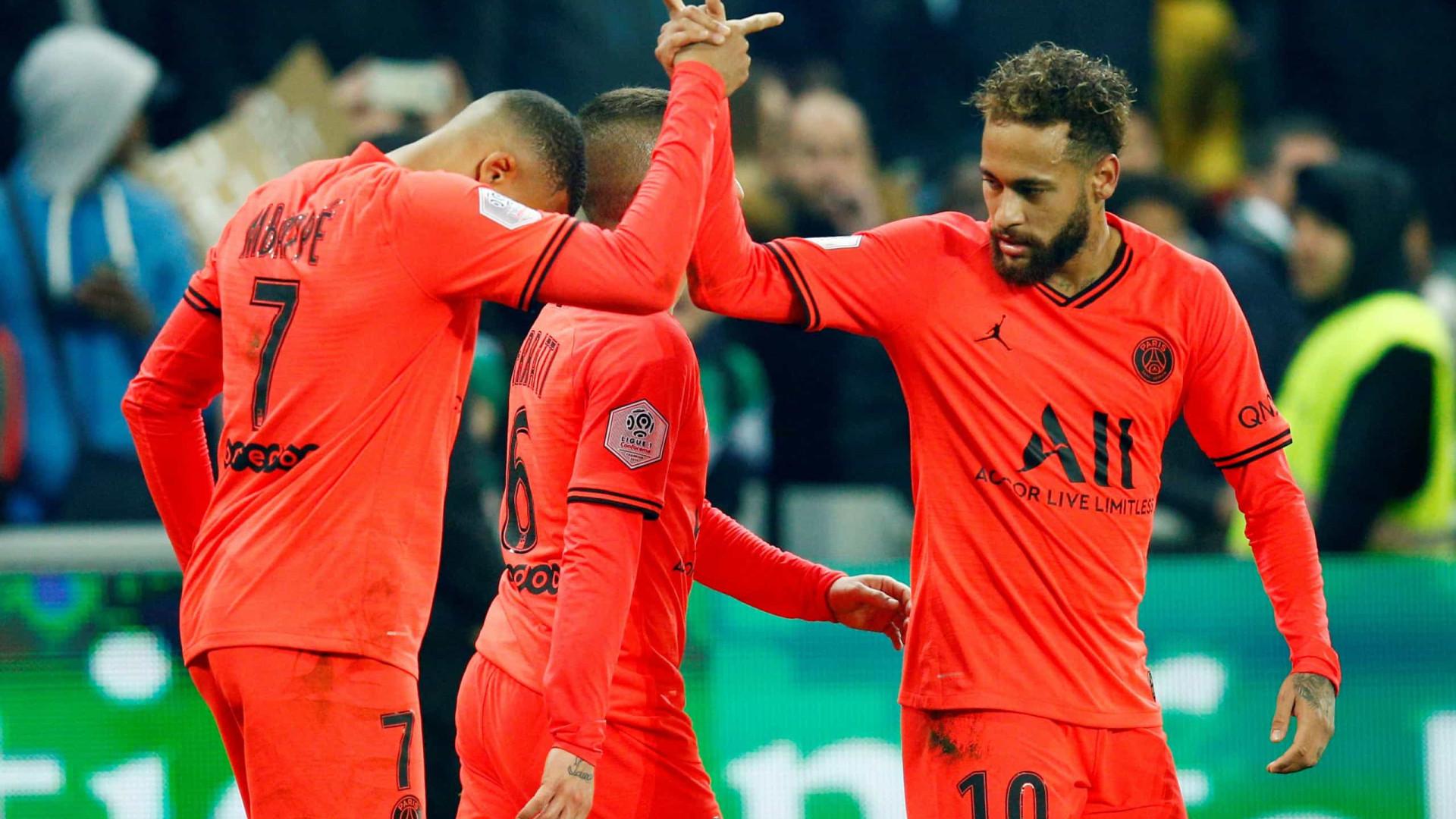"""""""Mbappé e Neymar? O PSG não é um clube vendedor de estrelas. Compra-as"""""""