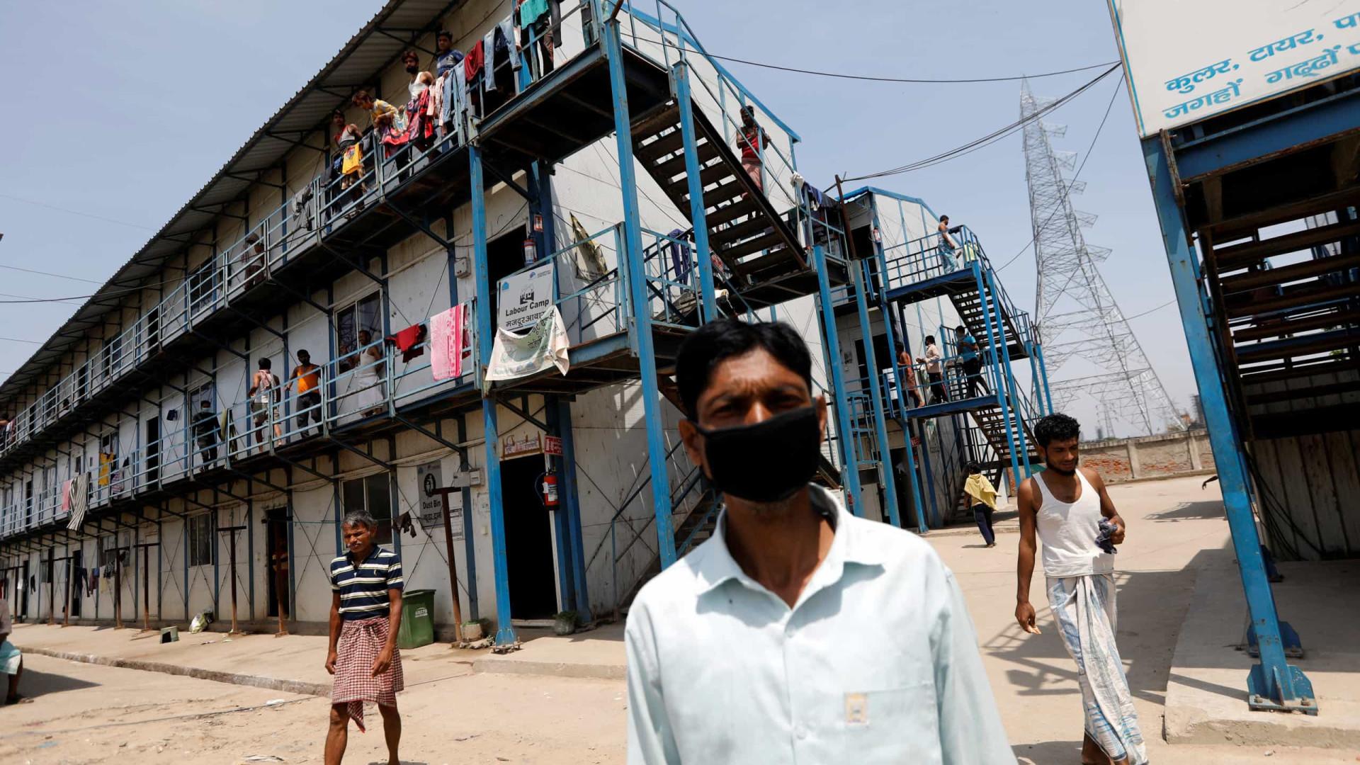 Covid-19: Índia ultrapassa 600 mil casos desde início da pandemia