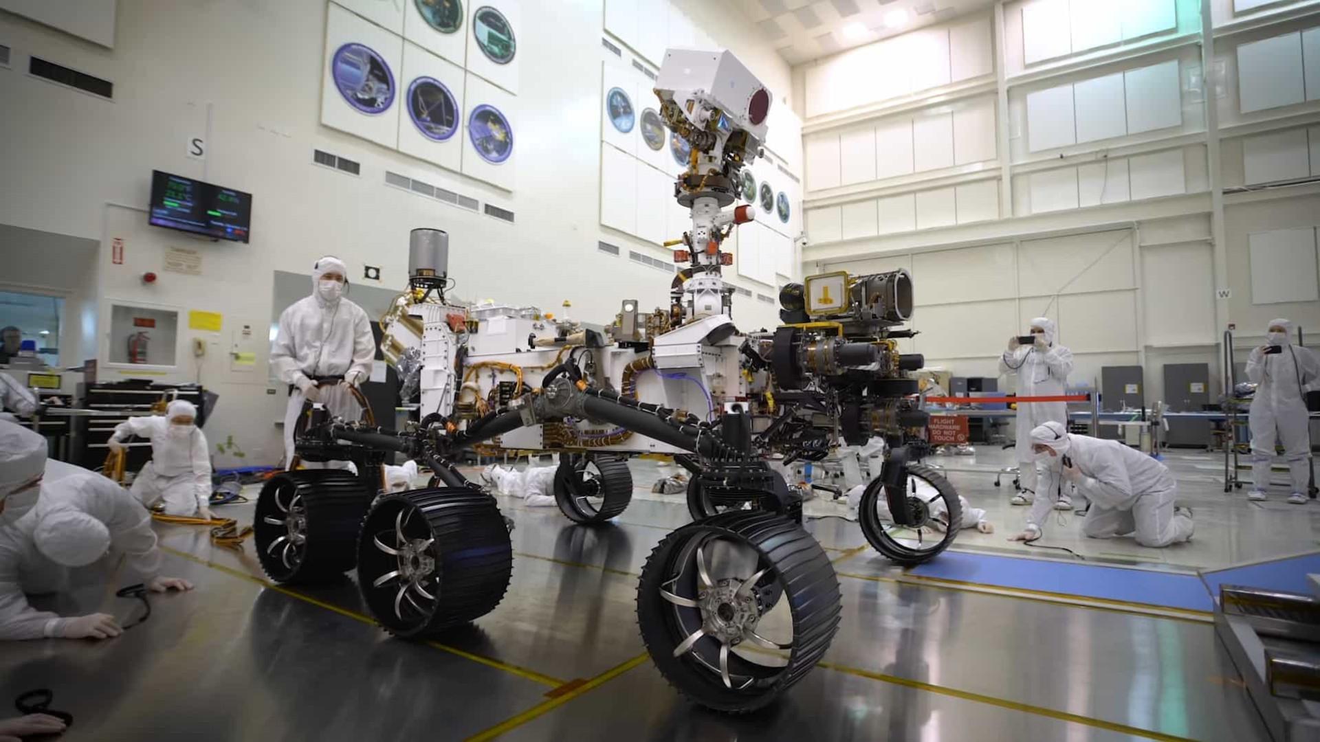 NASA adiou lançamento de nova missão a Marte