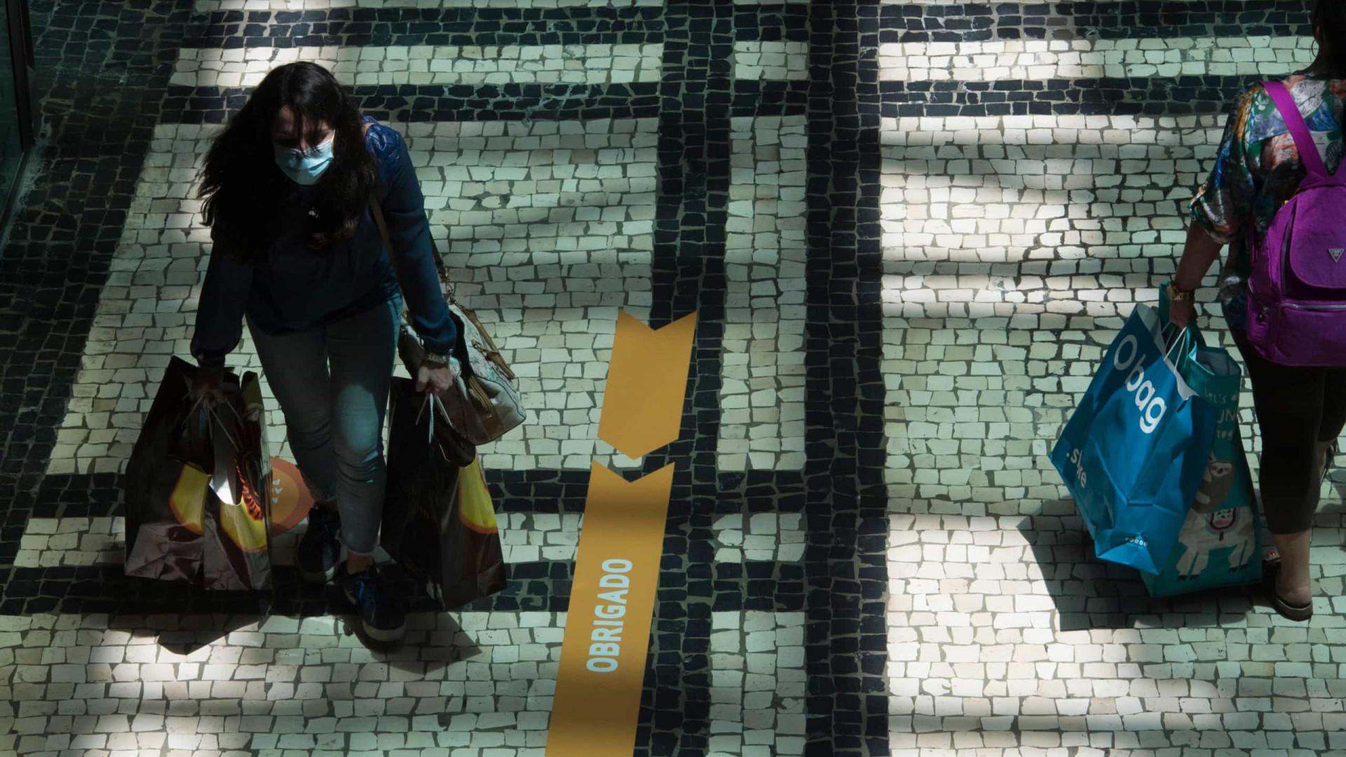 Distribuição discorda da reabertura de shoppings em Lisboa a 15 de junho
