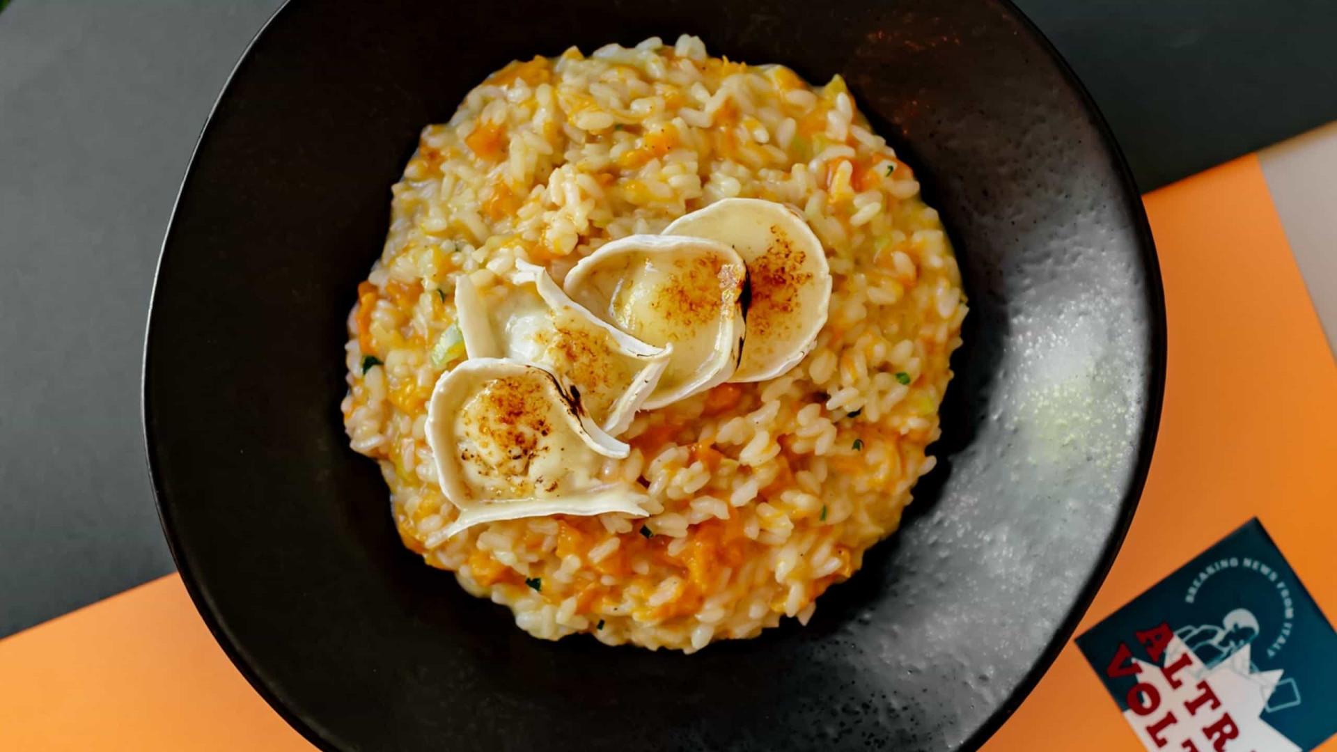 ALTRAVOLTA: O novo restaurante italiano de Lisboa é virtual