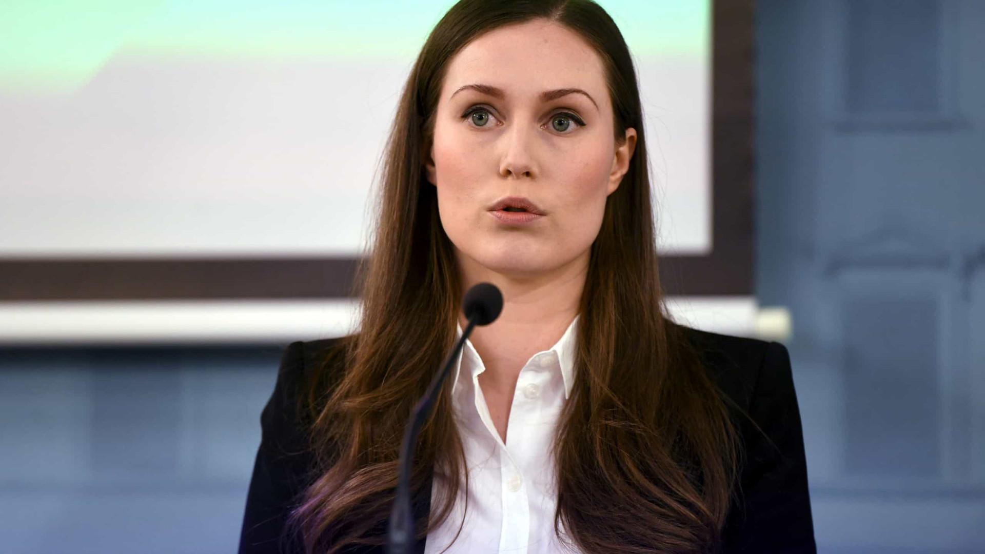 Ministra finlandesa demite-se após alegado uso indevido de fundos