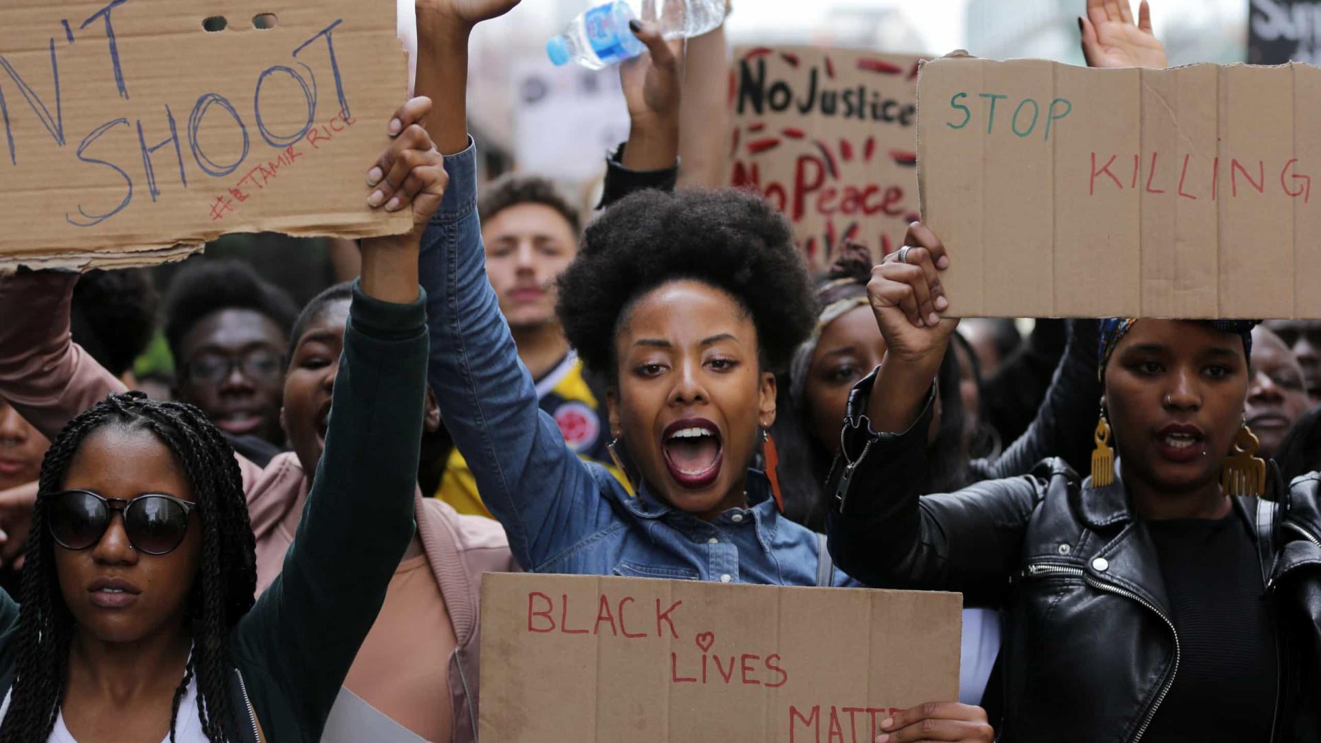 EUA/Floyd: Milhares de ativistas negros vão realizar convenção em agosto