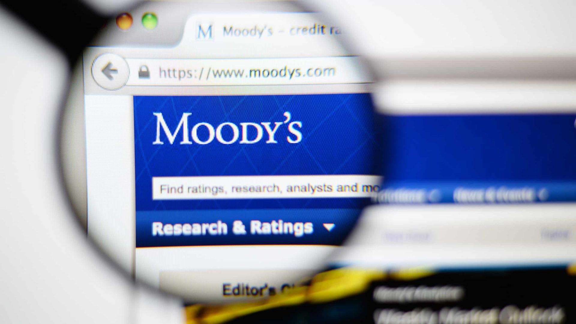 Moody's sobe 'rating' dos depósitos do BPI para A3
