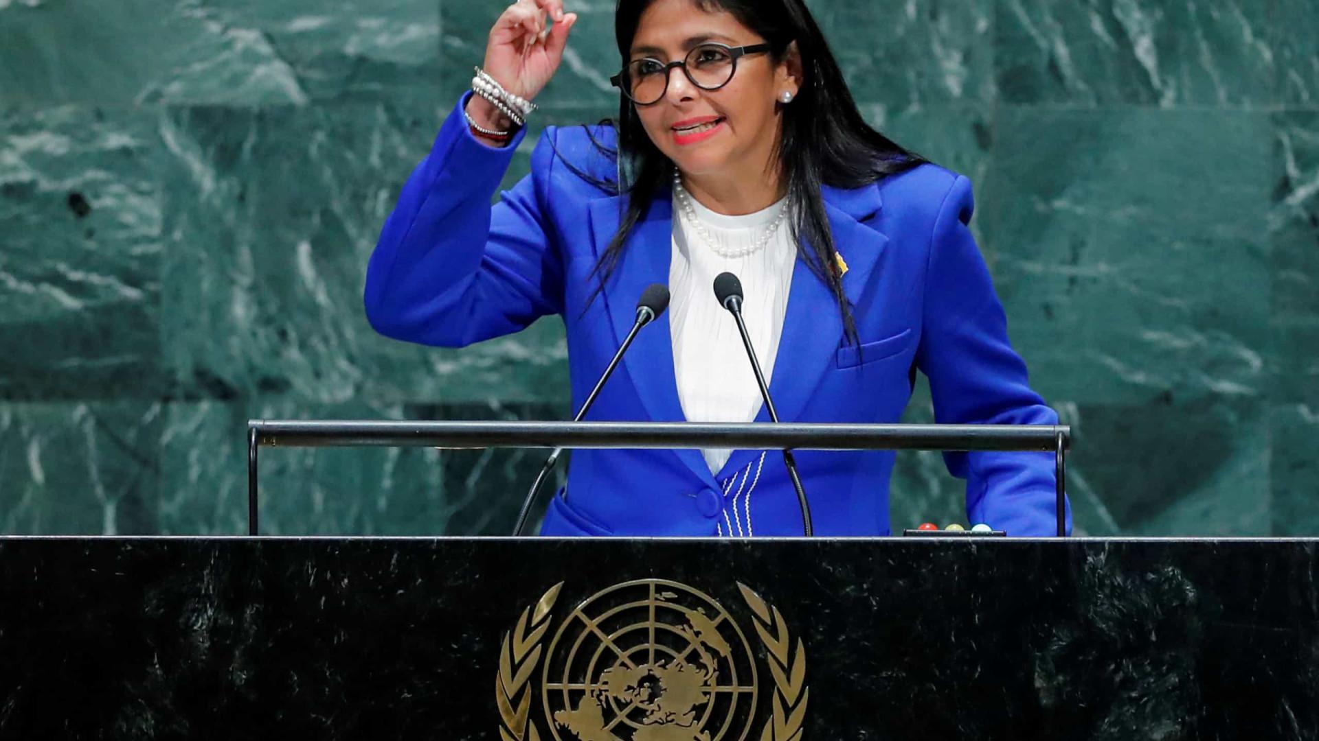Caracas não espera que EUA e Europa reconheçam eleições legislativas