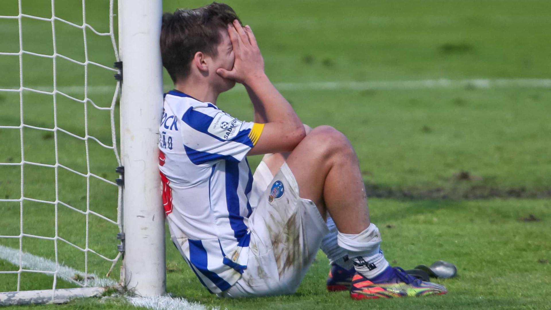 """""""É inaceitável. Parece que querem atirar o FC Porto B para a despromoção"""""""