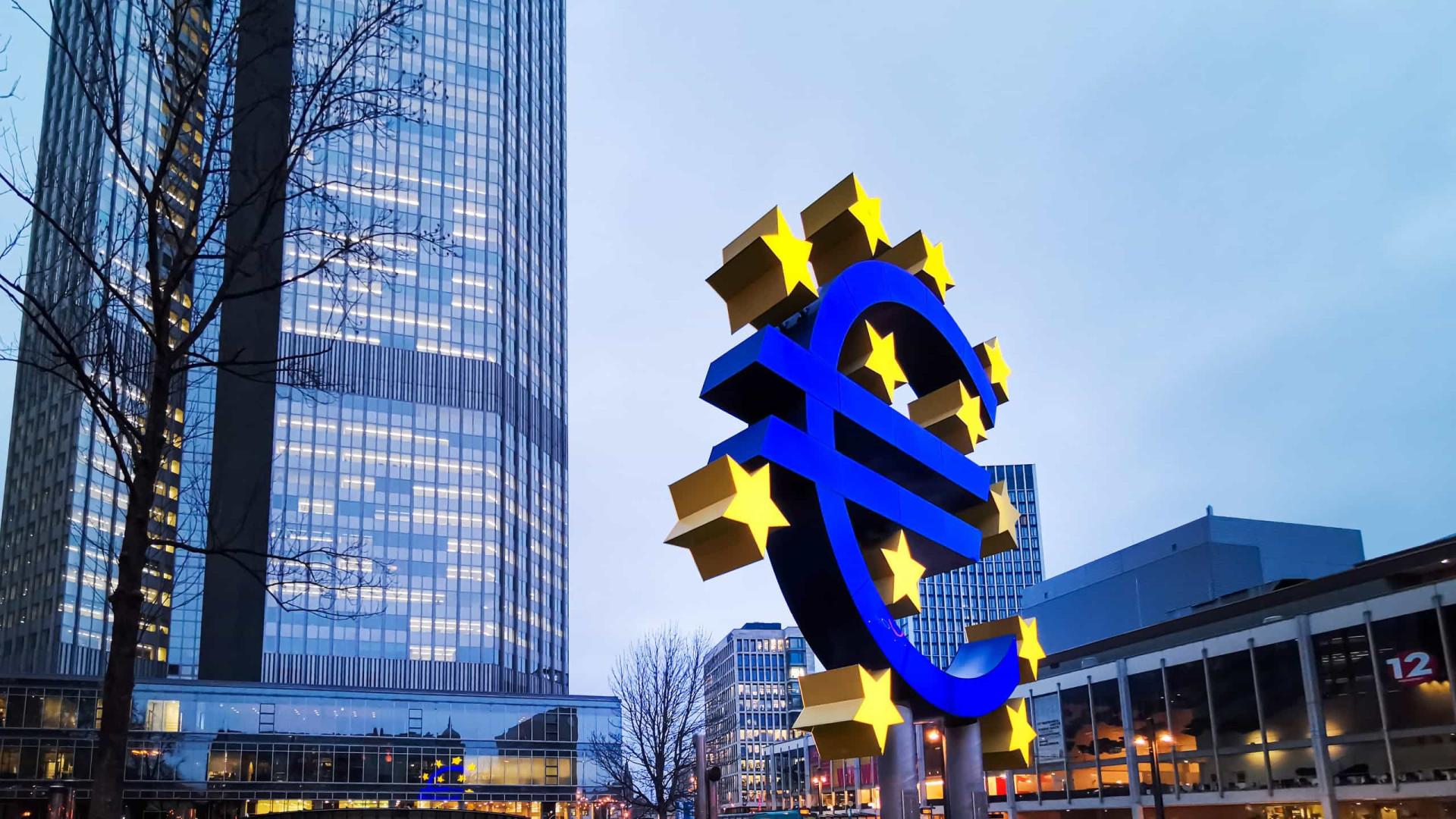 Inflação chega aos 3% em agosto na zona euro e UE, Portugal com 3.ª menor