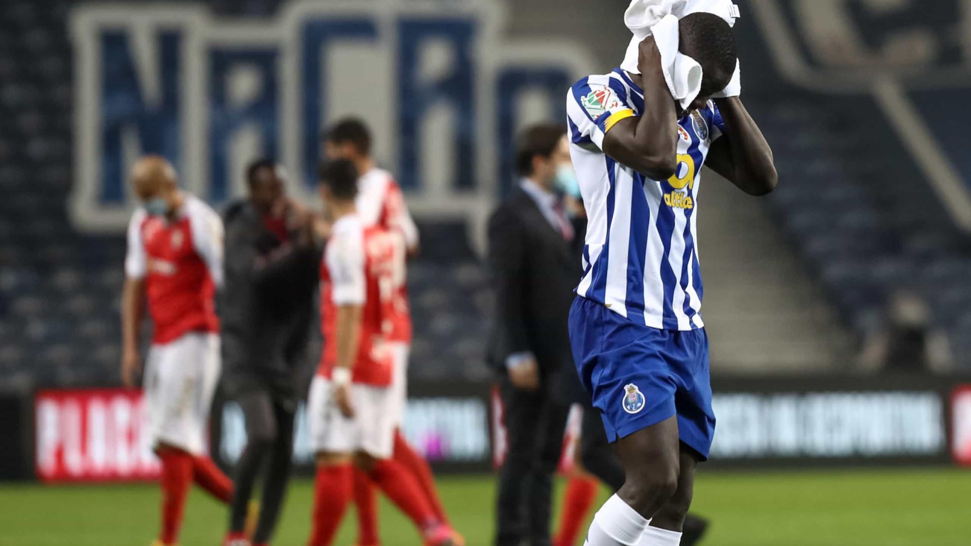 """""""FC Porto tem alguns jogadores com falta de classe e categoria"""""""