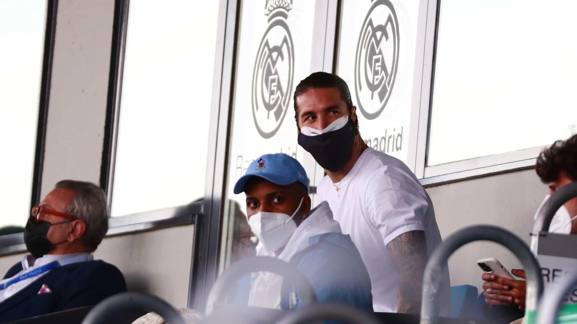 Real Madrid dá um prazo a Sergio Ramos para dizer se fica ou vai