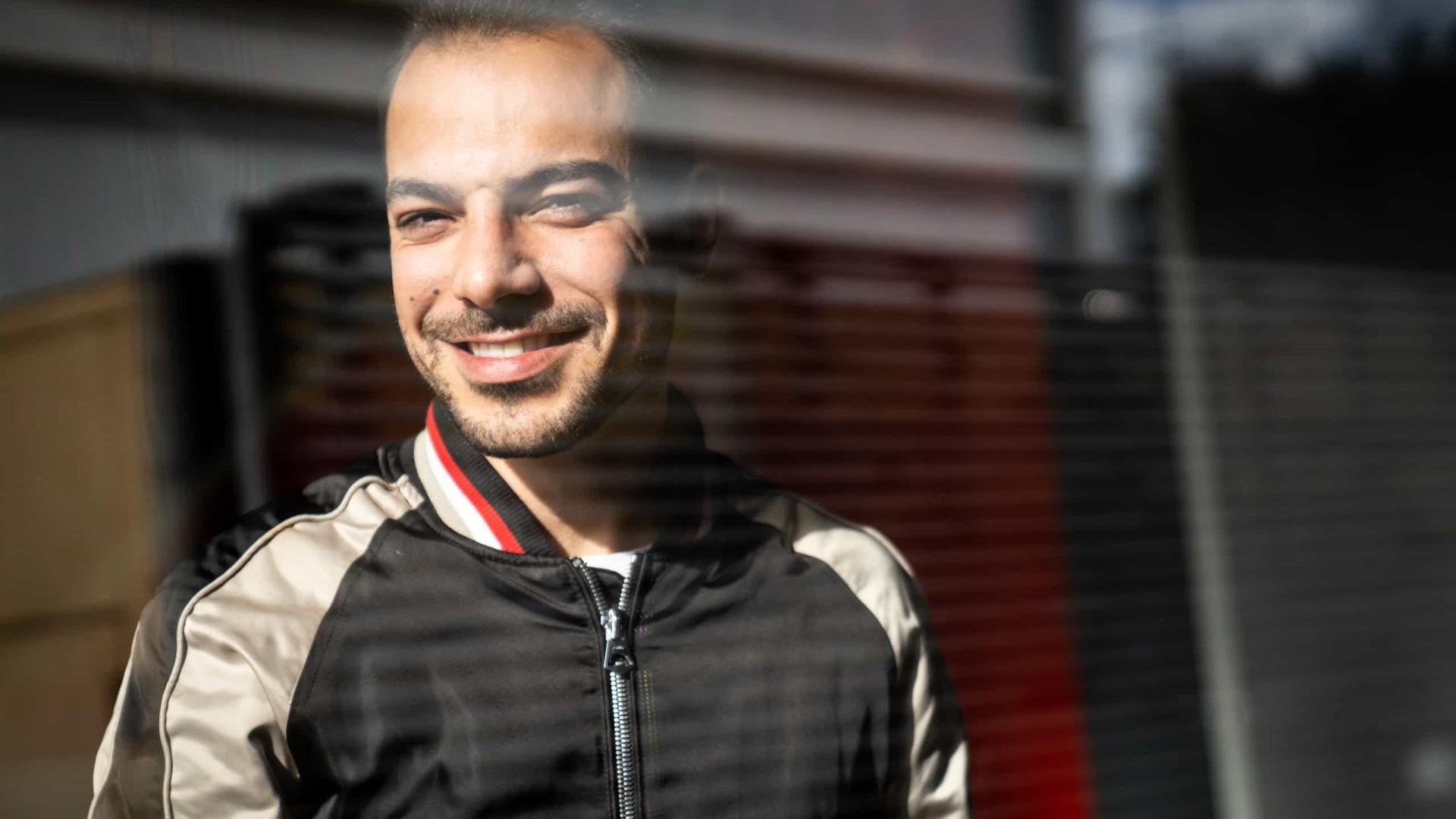 Tiago Aldeia fala sobre a estreia como apresentador no 'Estamos em Casa'