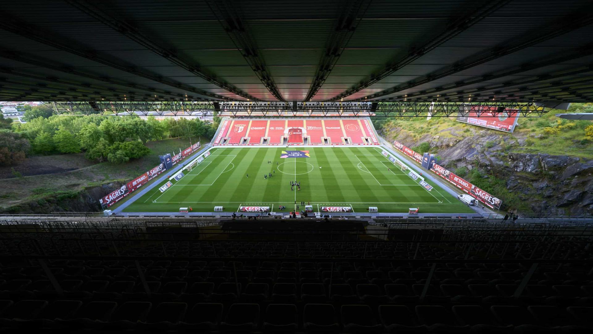 Sporting de Braga com prejuízo de 644 mil euros em 2020/21