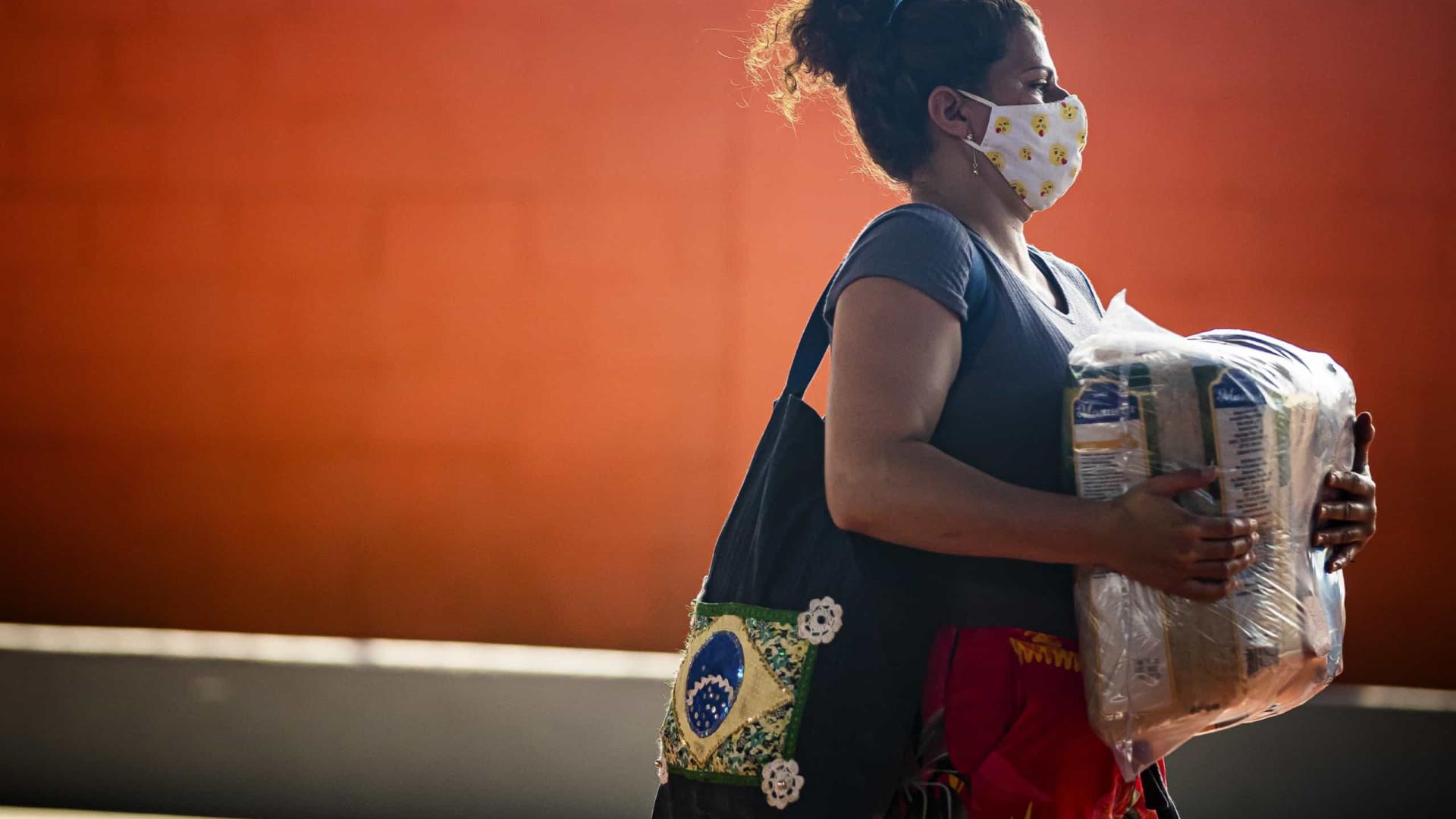 Covid-19. Brasil reporta 76.692 contágios e 2.494 mortes nas últimas 24h