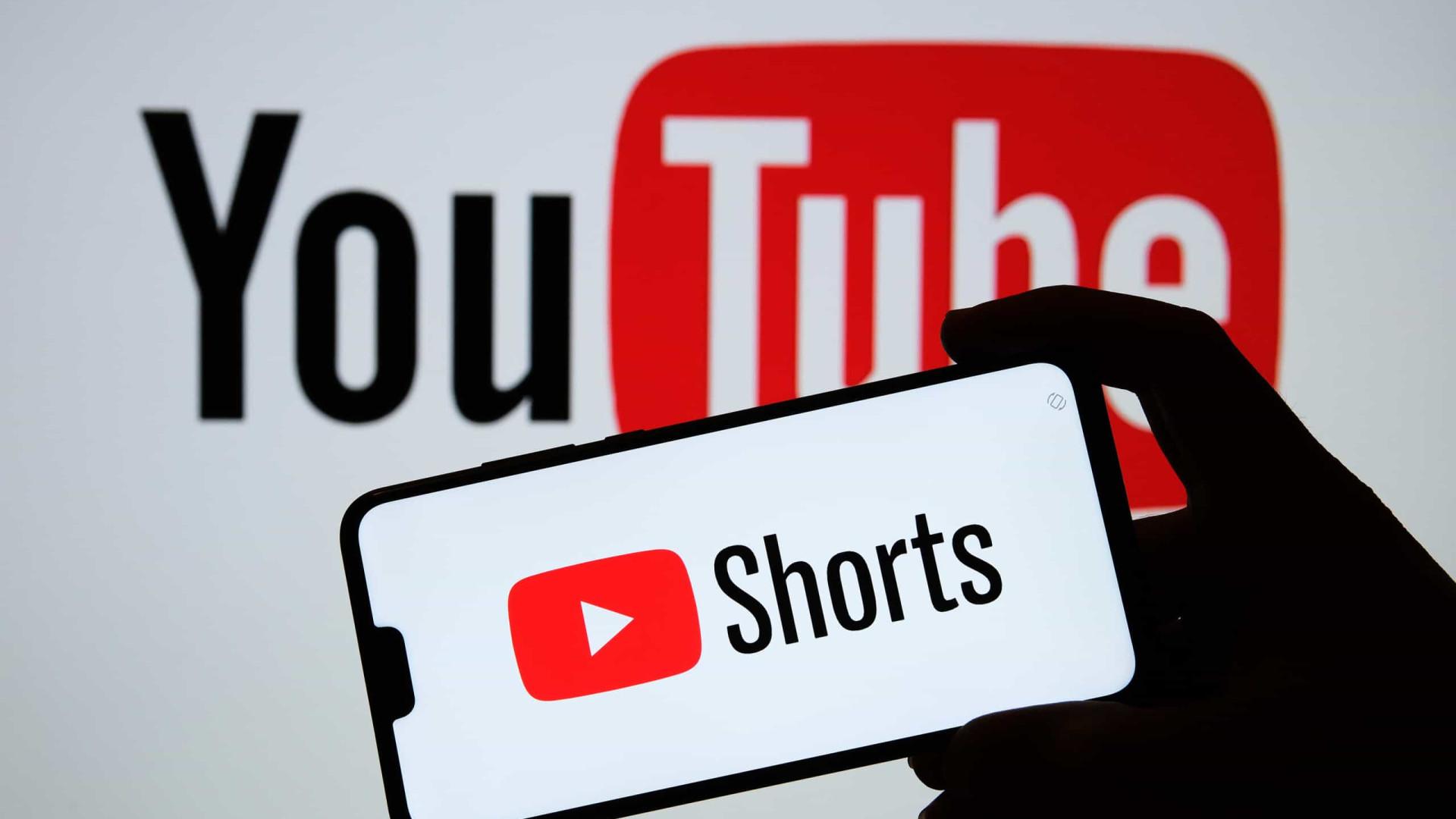 YouTube pagará a criadores de conteúdo para usarem rival do TikTok