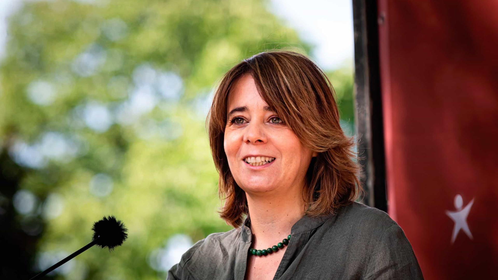 Catarina espera que Moreira comece a ter oposição a partir de domingo
